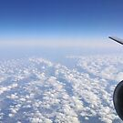 View from 33,000 Feet by Ted Lansing