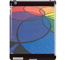 Rainbow Mandala II iPad Case/Skin