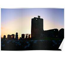 Baldongan Sunset Poster