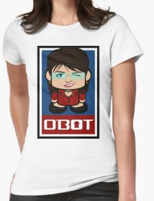 Palin Politico'bot Toy Robot 2.0 Womens Fitted T-Shirt