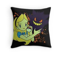 Wacky Trainer Throw Pillow