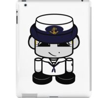 Sailor Hero'bot 2.0 iPad Case/Skin