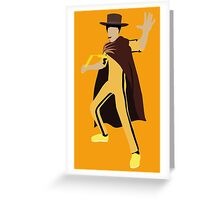 Bruce Eastwood Greeting Card