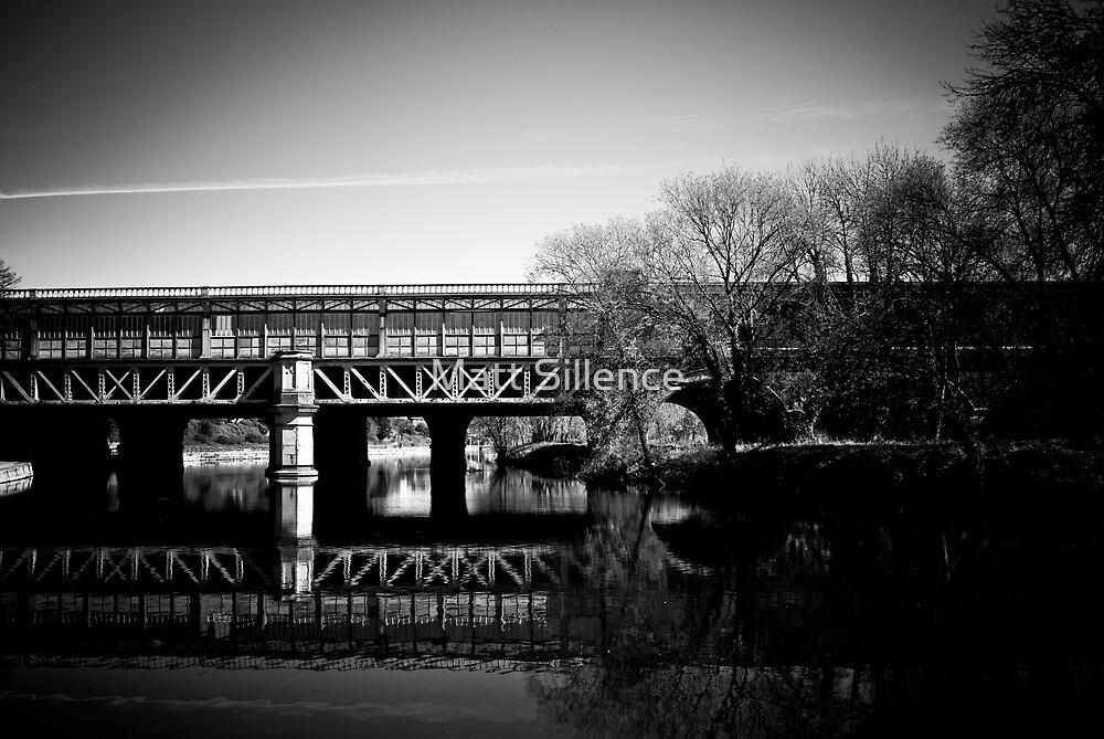 Railway Bridge by Matt Sillence
