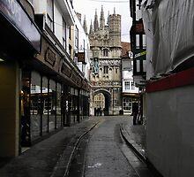 Long View To Canterbury by David A. Everitt (aka silverstrummer)