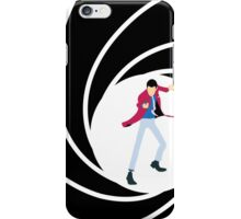 Lupin the 007 iPhone Case/Skin