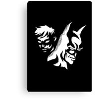 Batman & Robin Canvas Print