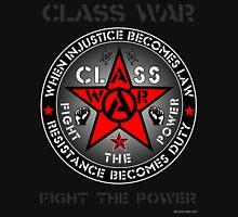 CLASS WAR - FTP Mens V-Neck T-Shirt