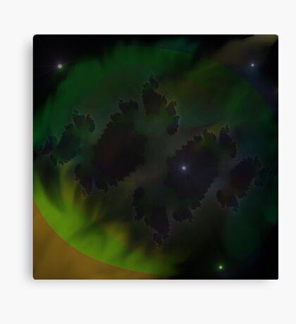 Fractal Universe  Canvas Print