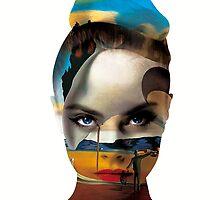 Dali Delevingne by Jesse Metcalfe