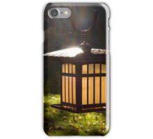 Bird Feeder Sunrise iPhone Case/Skin