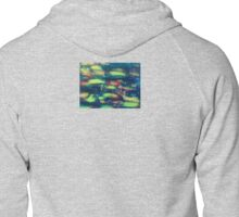 God it's creation Zipped Hoodie