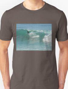 Surfing Burleigh Style #2 T-Shirt