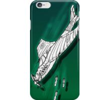 Dropping Spitfire iPhone Case/Skin