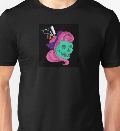 Curl uppp and Dyeee Unisex T-Shirt