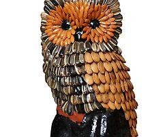 Seed Owl by genielamb