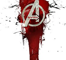 Avengers, Age of Ultron. Splat by ches98