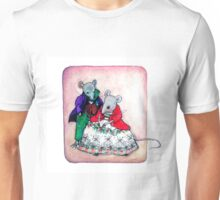 Mr and Mrs Mouse Unisex T-Shirt