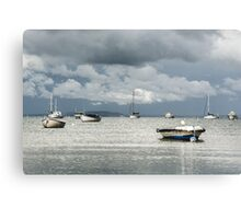 Camerons Bight - Sorrento/Blairgowrie, Mornington Peninsula Canvas Print