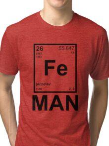 Fe (Iron) Man Tri-blend T-Shirt