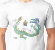 Green Dragon Tee Unisex T-Shirt