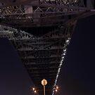 under the bridge by Amagoia  Akarregi