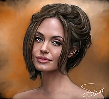 Jolie by SSPixels