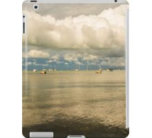 Cloud reflection - Camerons Bight - Sorrento/Blairgowrie iPad Case/Skin