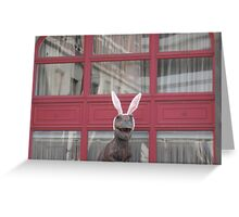 Happy Easter Pittsburgh Greeting Card