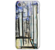 1998 Abstract composition iPhone Case/Skin
