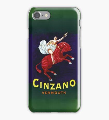 Cinzano Vermouth iPhone Case/Skin
