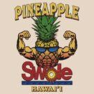 Pineapple Swole - Hawai'i by GUS3141592