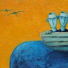 Bird Brains II by Glenn McLeary