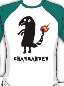 Charmander Tattoo t-shirt T-Shirt