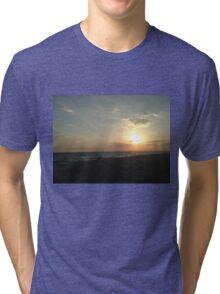 Aiya Napa Sunset Tri-blend T-Shirt