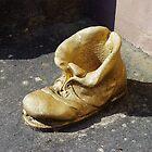 Stone Boot by lezvee