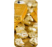 pure gold iPhone Case/Skin