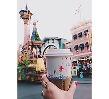 Disneyland  Photographic Print