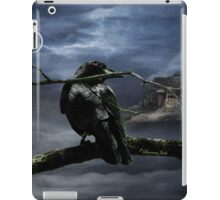 """Quoth The Raven, """"Nevermore"""" iPad Case/Skin"""