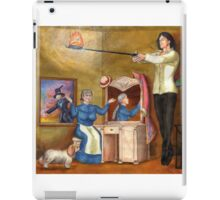 Calcifer Sparks - Howl's Moving Castle iPad Case/Skin