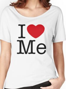 I Heart Me Women's Relaxed Fit T-Shirt