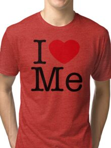 I Heart Me Tri-blend T-Shirt