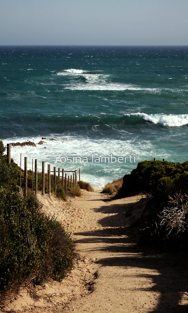 Koonya Ocean Beach,Mornington Pennisula by Rosina  Lamberti