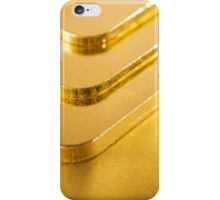 gold ingots iPhone Case/Skin
