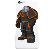 Space Marine Tank, Illustration iPhone Case/Skin