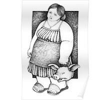 ALING EMILY (Mrs. Emily) Poster