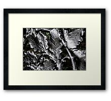 Blarney Castle Wrought Iron Framed Print