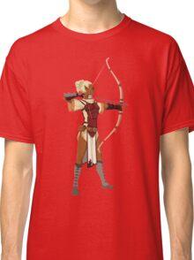 Female RPG Archer Classic T-Shirt