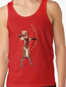 Female RPG Archer Tank Top