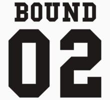 Bound 02 PYREX (black text) Kids Clothes
